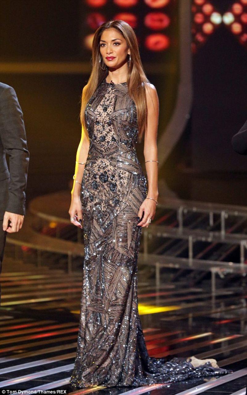 Nicole Scherzinger - 2013 X-Factor - November 2013