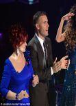 Nicole Scherzinger at Disco Week on The X Factor on Saturday Night