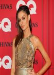 Nicole Trunfio on Red Carpet  - GQ Men of the Year Awards in Sydney - November 2013