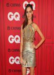 Nicole Trunfio on Red Carpet  - GQ Men of the Year Awards in Sydney - November 2013