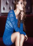 Nina Agdal Photoshoot - BEBE : Black Friday - November 2013