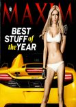 Paulina Gretzky Cover Girld - MAXIM Magazine - December 2013 Issue