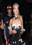 Peta Murgatroyd - Halloween party at Hooray Henry