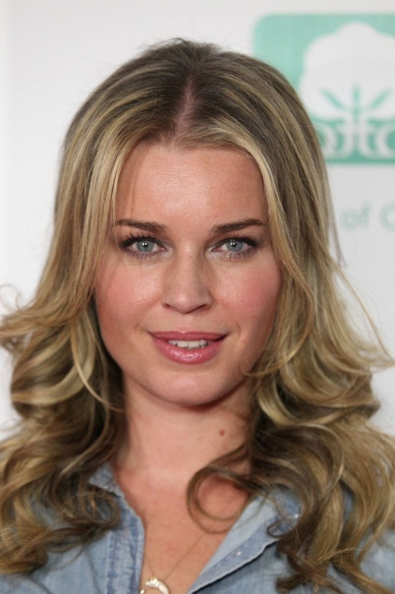 Rebecca Romijn In Jeans Blue Jeans Go Green Event