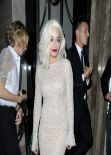 Rita Ora at Harper