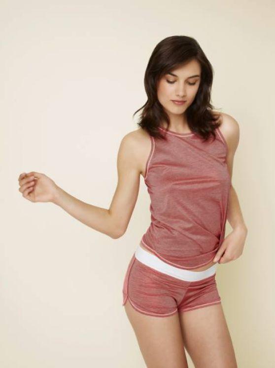 Ronja Furrer Underwear Photoshoot