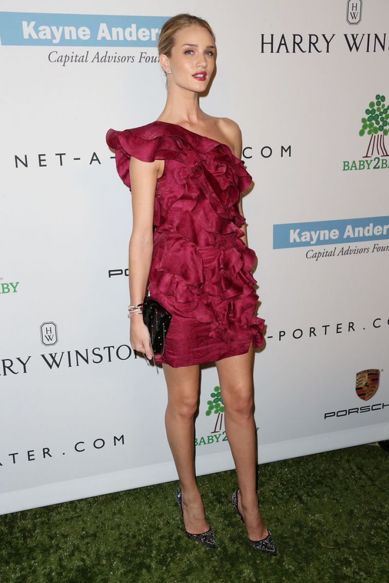 Rosie Huntington-Whiteley - 2nd Annual Baby2Baby Gala in Culver City