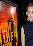Saoirse Ronan - HOW I LIVE NOW Premiere in Hollywood