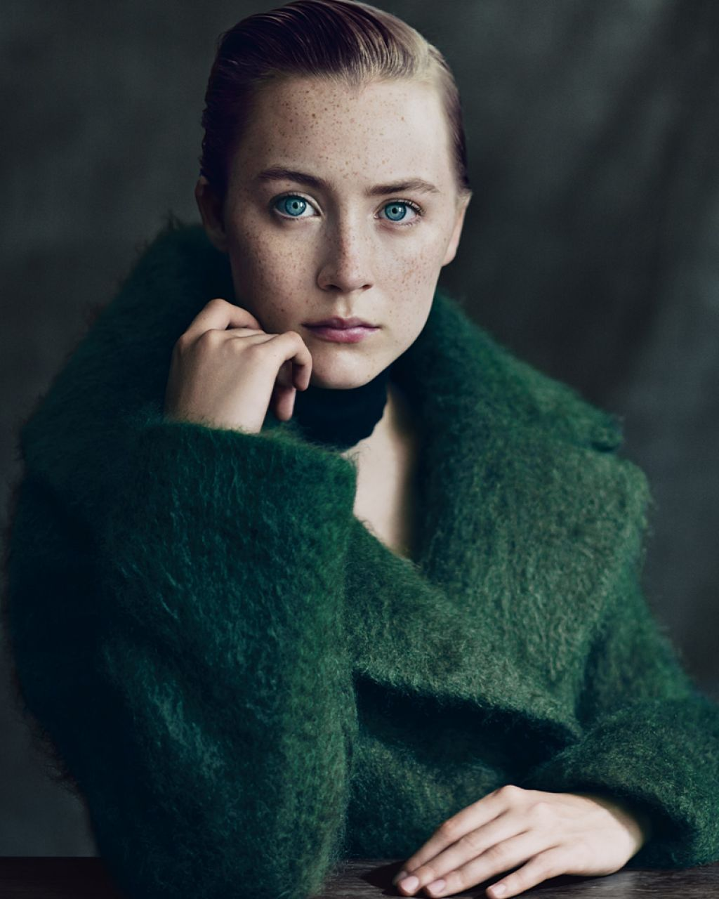 Saoirse Ronan - Paolo Roversi Photoshoot for The New York Times T Style