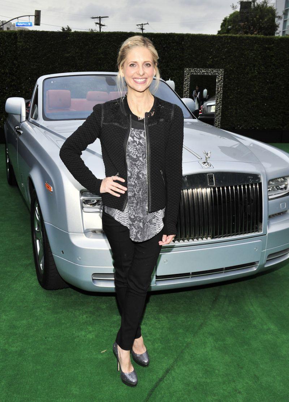Sarah Michelle Gellar at Variety Awards Studio in West Hollywood