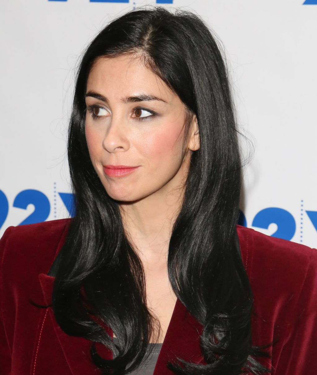 Sarah Silverman At 92Y In New York City