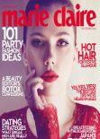 Scarlett Johansson - MARIE CLAIRE Magazine (UK) - December 2013