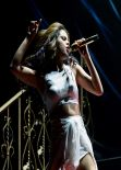 Selena Gomez Performing at Her Stars Dance Concert Tour in Las Vegas