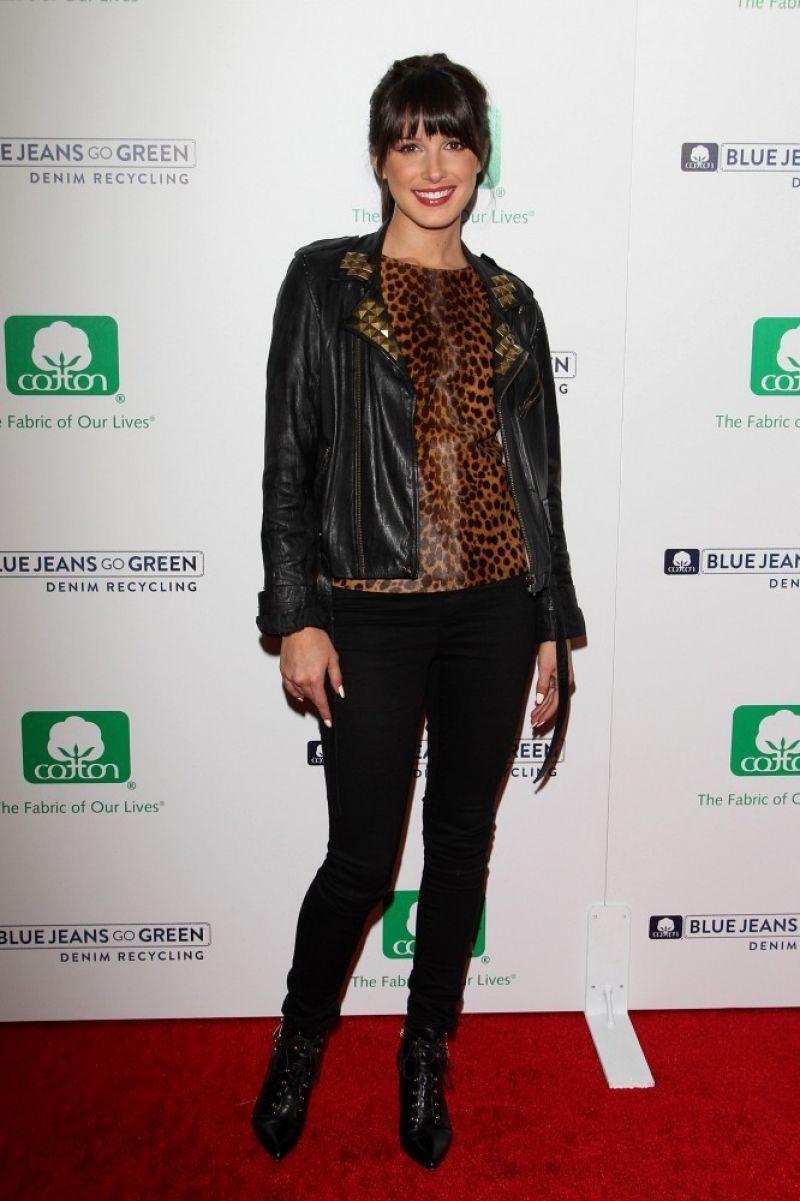 Shenae Grimes Red carpet Photos - Blue Jeans Go Green Event