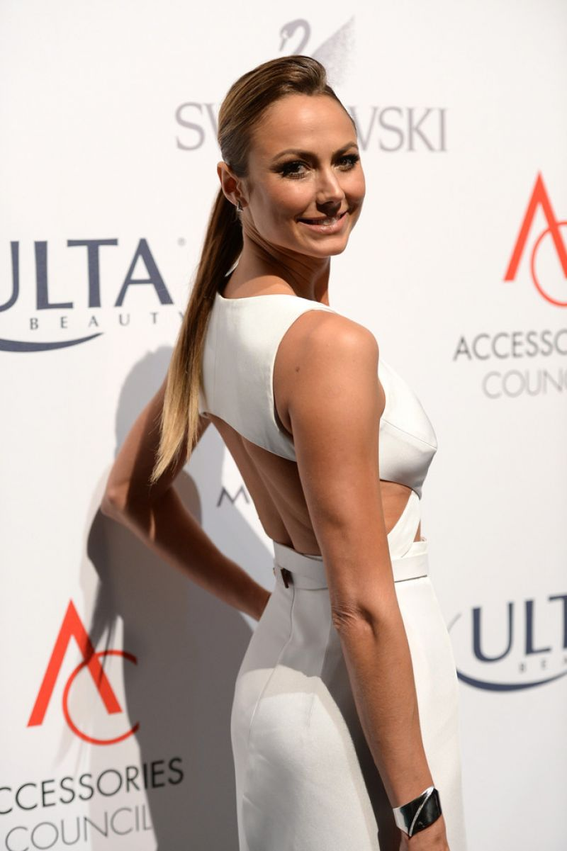 Stacy Keibler at 17th Annual Accessories Council ACE Awards in New York City