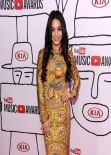 Vanessa Hudgens Red Carpet Photos - YouTube Music Awards 2013