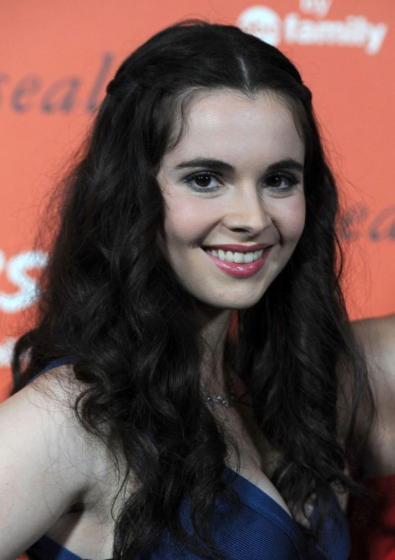 Vanessa Marano Red Car...