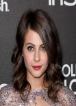 Willa Holland at HFPA & InStyle Celebrate the 2013 Golden Globe Awards Season in West Hollywood