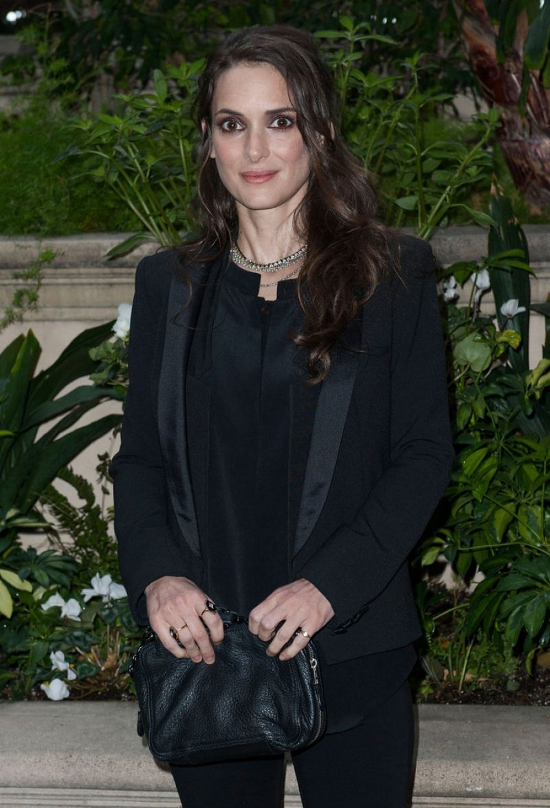 Winona Ryder Attends HOMEFRONT Movie Los Angeles Press Conference