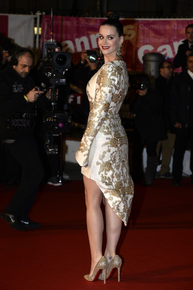 Katy Perry Cannes Red Carpet - 15Th Nrj Music Awards -4690