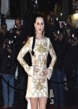 Katy Perry Cannes Red Carpet - 15th NRJ Music Awards - December 2013