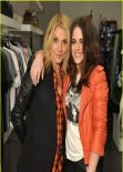 Kristen Stewart - Launch of Her Jewelry Line Held at Maxfield Malibu Boutique - December 2013