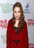 Sammi Hanratty Attends 82nd Annual Hollywood Christmas Parade in Hollywood, December 2013