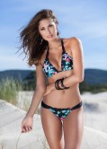 Isabela Soncini Bikini Photoshoot - Sol de Barra Swimwear 2014