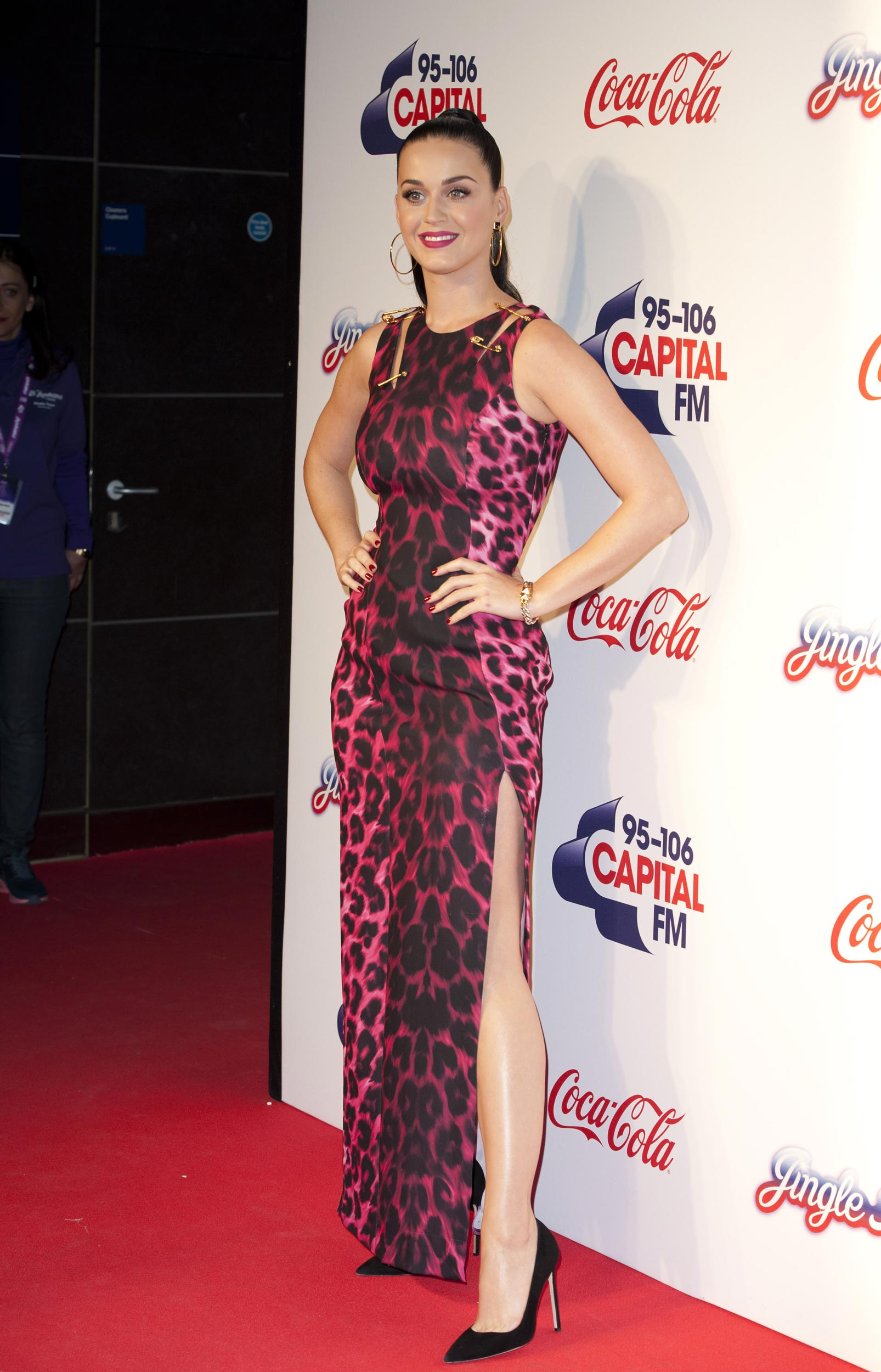 Katy Perry Red Carpet Photos 2013 Capital Fm Jingle Bell