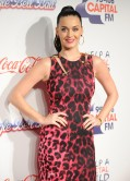 Katy Perry Red Carpet Photos - 2013 Capital FM Jingle Bell Ball in London
