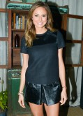 Stacy Keibler - ARTSY Celebrates the John Baledessari Art Studios in Miami Beach - Dec. 2013