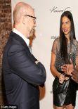 Adriana Lima - Celebrating Haitian Heroes of St. Luke Foundation - New York City - December 2013