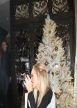 Aisleyne Horgan at Wallace Cako party in London - December 2013