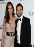 Alessandra Ambrosio at 2013 amFAR Inspiration Gala Los Angeles in LA - Red Carpet Photos
