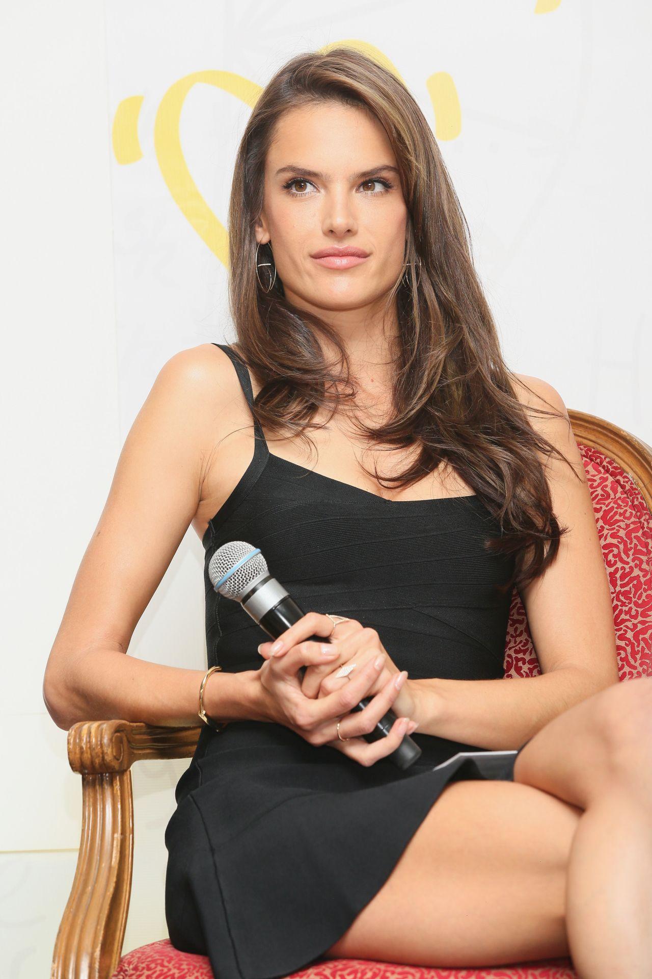 Alessandra Ambrosio at KIO Networks Campaign Promotion in ...