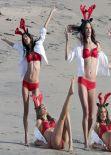 Alessandra Ambrosio, Elizabeth Mitchell, Hilary Swank, Jennifer Aniston and Kristen Stewart Wallpapers