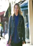 Ali Larter Street Style - Los Angeles - December 2013