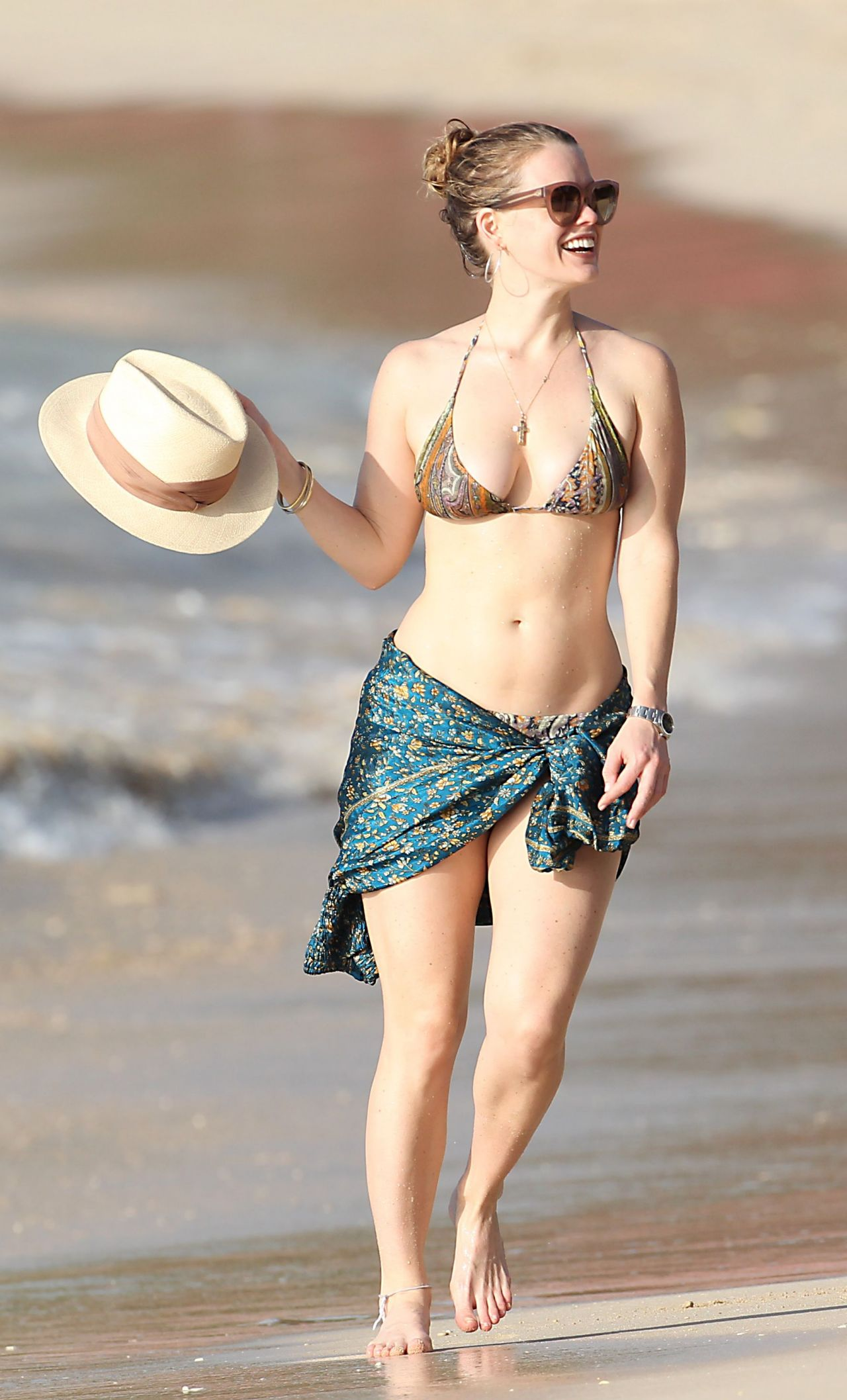 Alice Eve in a Bikini – Barbados (Part Two) – December 2013