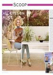 Alice Eve - STYLIST Magazine - September 2013 Issue