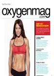 Alice Rietveld - OXYGEN Magazine (USA) - January 2014 Issue