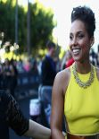 Alicia Keys - 27th Annual ARIA Awards - Sydney December 2013