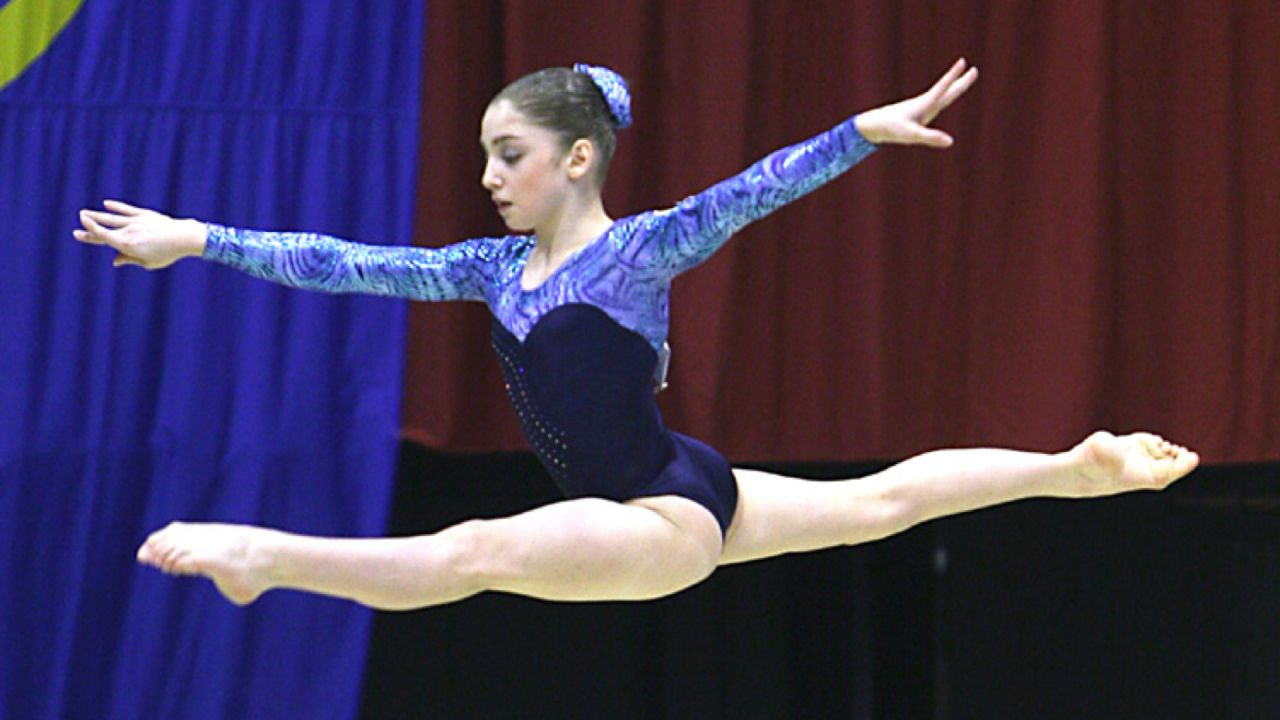 Aliya Mustafina - Russian Gymnast Wallpapers
