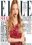 Amanda Seyfried - ELLE Magazine - August 2013 Issue
