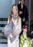 Amanda Seyfried Without Mmake up - South Korea - December 2013