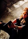Amber Heard - DRIVE ANGRY Movie Photos
