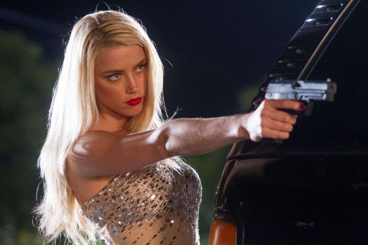 Amber Heard - Machete Kills Movie Poster and Photos Amber Heard Movies