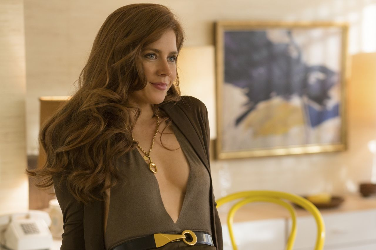 Amy Adams - AMERICAN HUSTLE Movie Photos