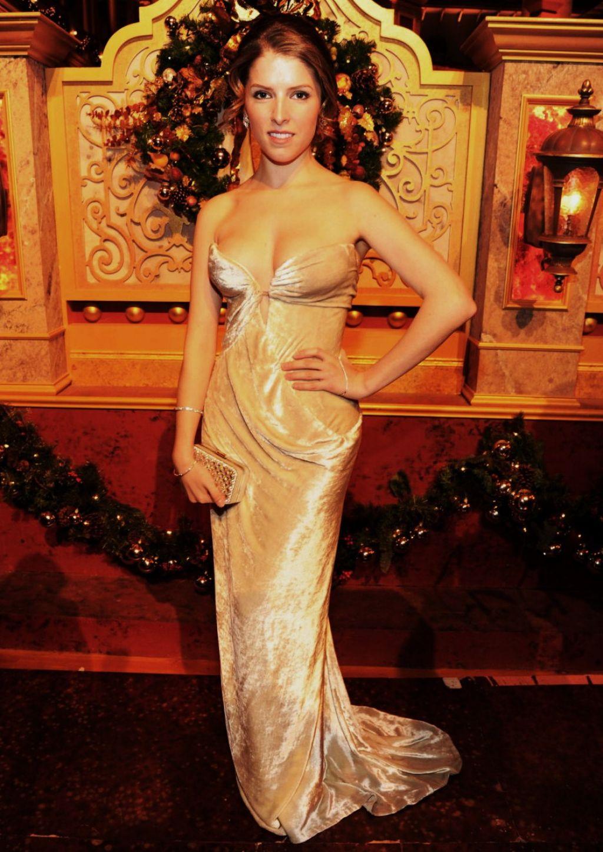 Anna Kendrick Attends TNT Christmas In Washington - December 2013