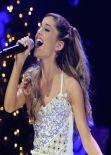 Ariana Grande at Z100