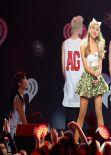Ariana Grande Performs at 101.3 KDWB